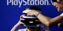 Sony lance son casque de realite virtuelle playstation vr