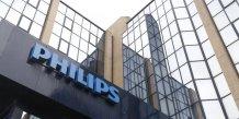 Philips rassure les investisseurs et profite d'un mieux la marge