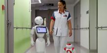 Robot hôpital