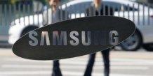 Samsung va etudier les propositions de scission d'elliott