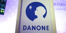 Danone affine sa prevision de marge operationnelle