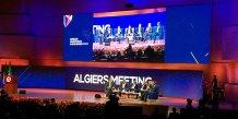 Le Forum d'Alger (3-5 décembre) s'est déroulé au tout nouveau Centre international des conférences de la capitale, un bâtiment monumental qui s'étend sur 28 hectares.