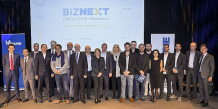 Lauréats Biznext 2016