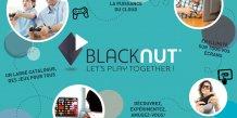 Blacknut, Rennes, service éditorialisé, jeux vidéo, internet, plateforme, GwenneG, financement participatif, levée de fonds, OTT, hardcore gamers, public familial, abonnés,