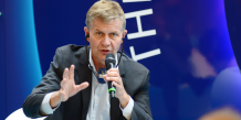 Erik Solheim, Chair, Development Assistance Committee, OECD, OCDE,