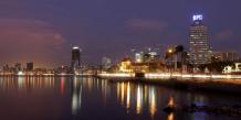 Luanda vu de nuit