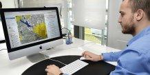LKSpatialist développe une application dédiée à la prospection foncière.
