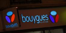 Bouygues, en tete du cac 40
