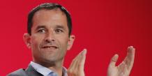 Hollande plus legitime que valls, dit hamon