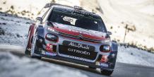 Citroën WRC Monte Carlo