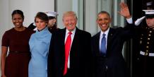 Trump Obama Etats-Unis