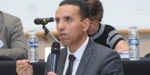 Karim Messeghem, doyen de la faculté d'AES et directeur du Labex Entreprendre