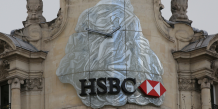 Le benefice 2016 d'hsbc en baisse de 62%