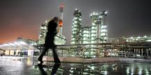Pétrole raffinerie Russie