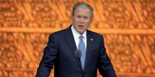 Bush critique trump sur l'immigration et les medias