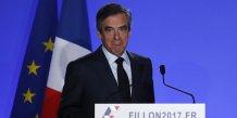François Fillon, Les Républicains, allocution 2017.03.01, mise en examen,