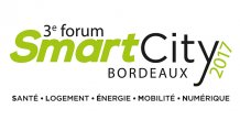 Logo Smart City 2017 Bordeaux