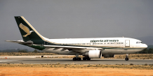 Nigeria Airways avion