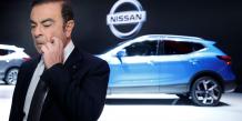 Le patron de l'alliance Renault - Nissan Carlos Ghosn à Genève en mars 2017