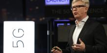 Borje Ekholm, President et CEO d'Ericsson fin février 2017