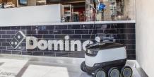 Domino's Pizza veut livrer avec des robots