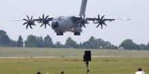 A400m: les gouvernements europeens maintiennent les penalites contre airbus