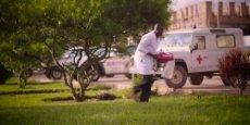 Lancement du premier drone livreur de sang au Rwanda
