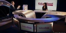Khaled Baaziz, Cofondateur de KickandBoost, nous parle du financement de l'immatériel.