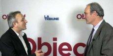 Bruno De Cambiaire, directeur général d'Ixo Private Equity
