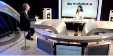 Henri Villeroy, Président de la société Dormakaba France, nous parle du contrôle d'accès.