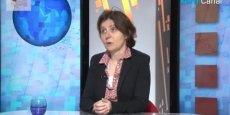 Agnès Benassy-Quéré, Présidente-déléguée du Conseil d'Analyse Economique