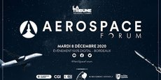 L'Aerospace Forum Bordeaux se tiendra 100 % en ligne le 8 décembre 2020