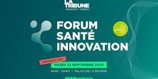 La 4e édition du Forum Santé Innovation revient le mardi 22 septembre 2020 à l'Amphithéâtre du Palais de la Bourse de Bordeaux.