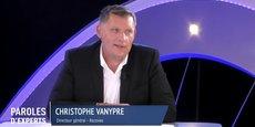 Christophe Vanypre, Directeur Général de Recoveo.