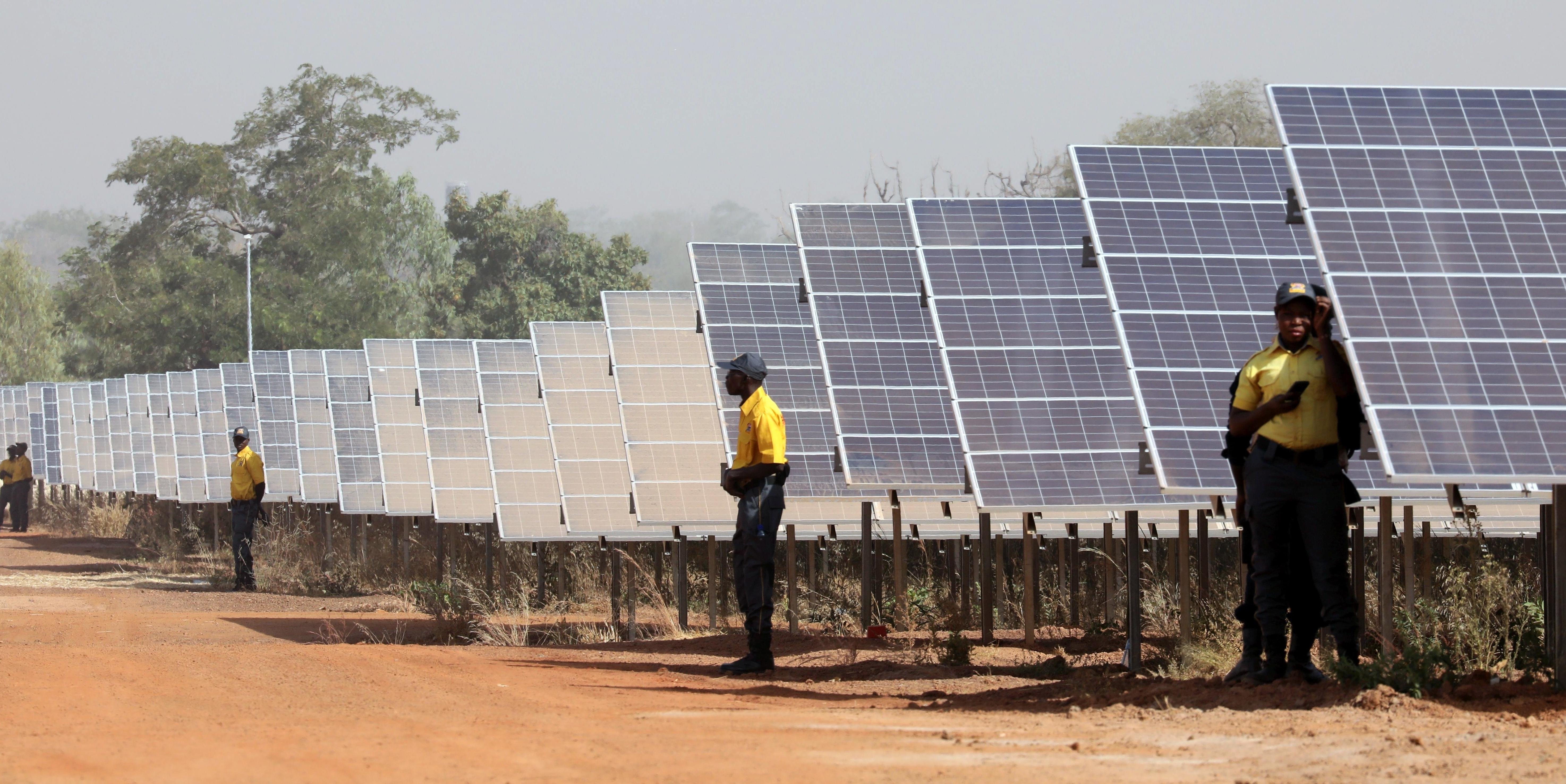 927eb3c390cabc Côte d Ivoire   une centrale photovoltaïque de 25 MW pour lancer le mix- énergétique