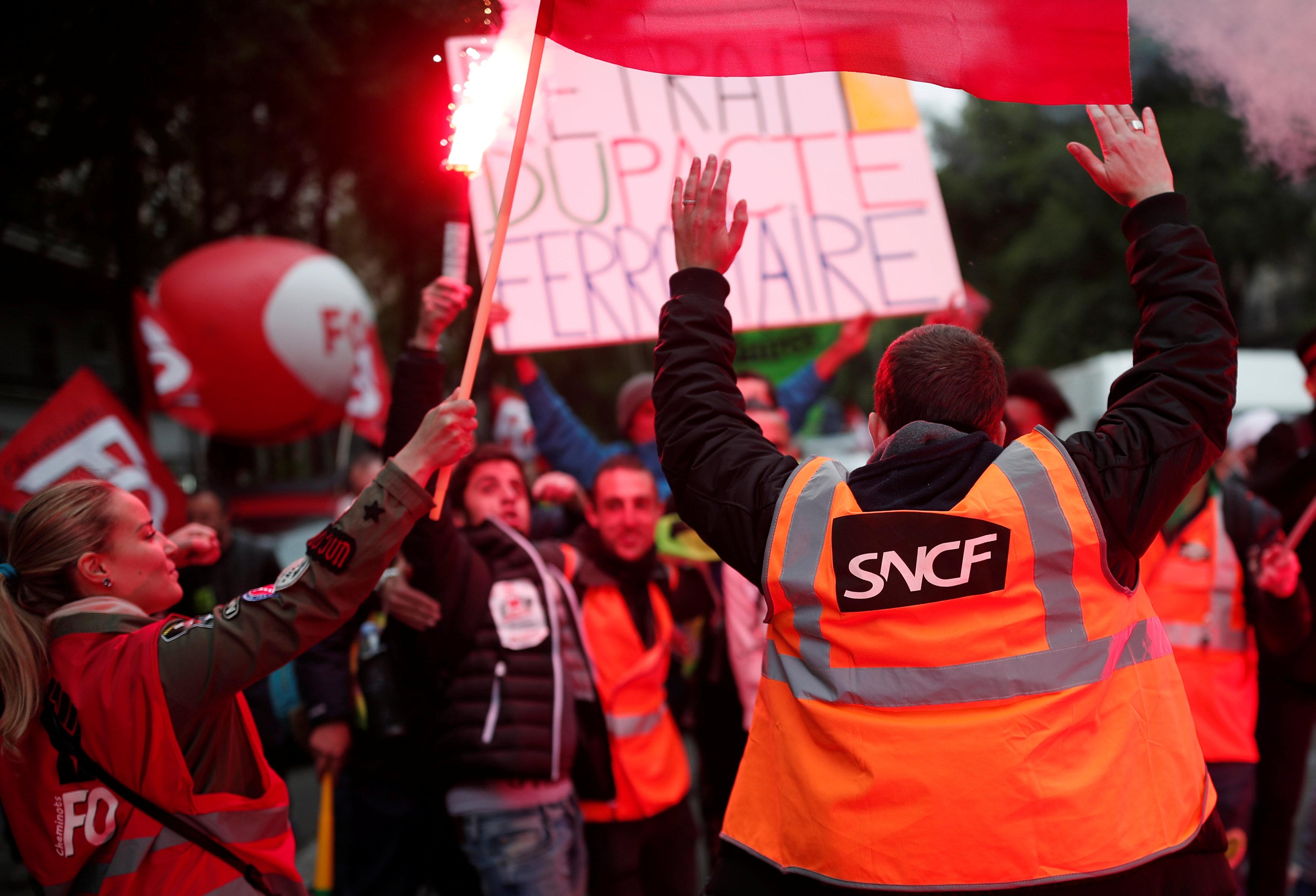 04b272828c0 SNCF   la grève se poursuit en juillet