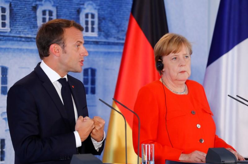Merkel-Macron : un (modeste) budget de la zone euro rempli d'incertitudes
