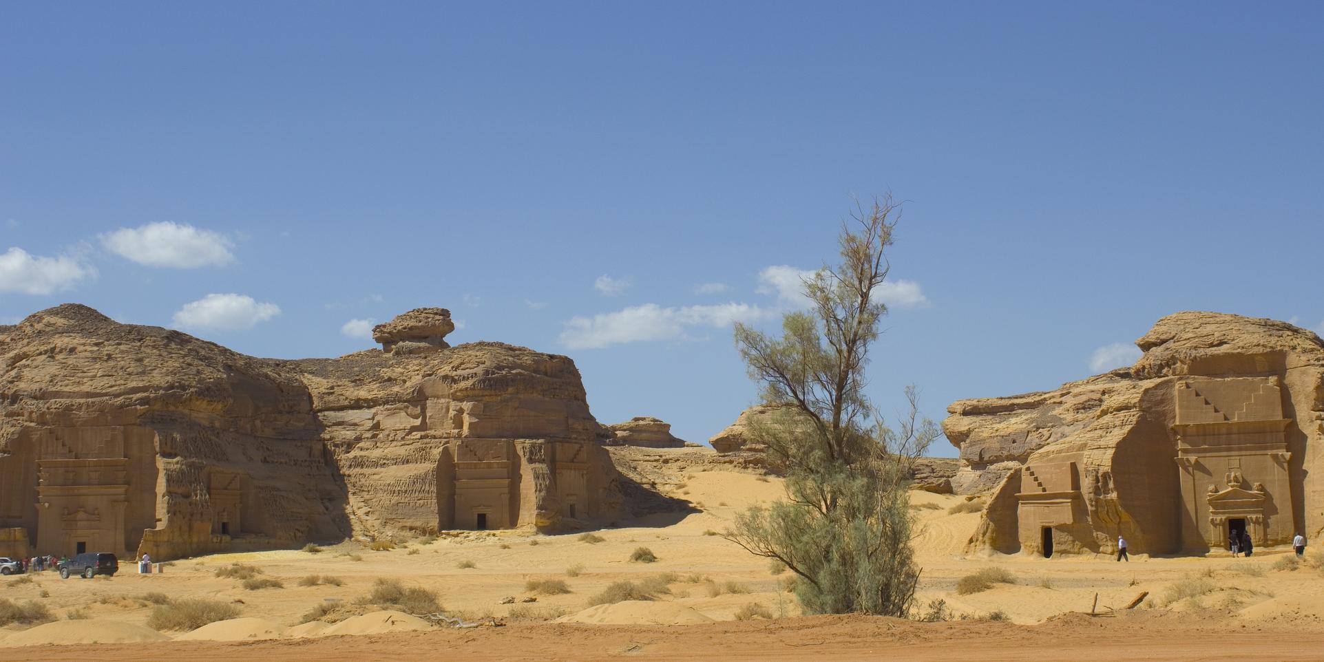 Arabie saoudite: les fouilles archéologiques du site d'Al-Ula confiées à la France