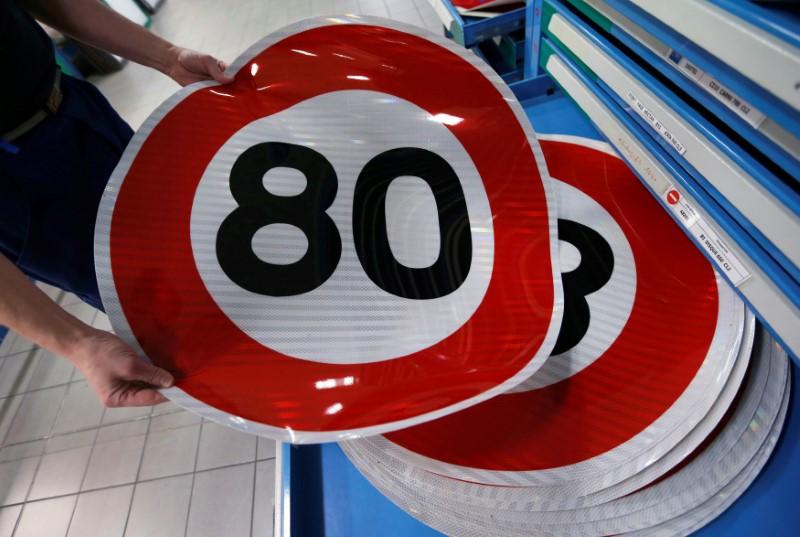 Limitation à 80 km/h : le gouvernement en faveur d'un assouplissement