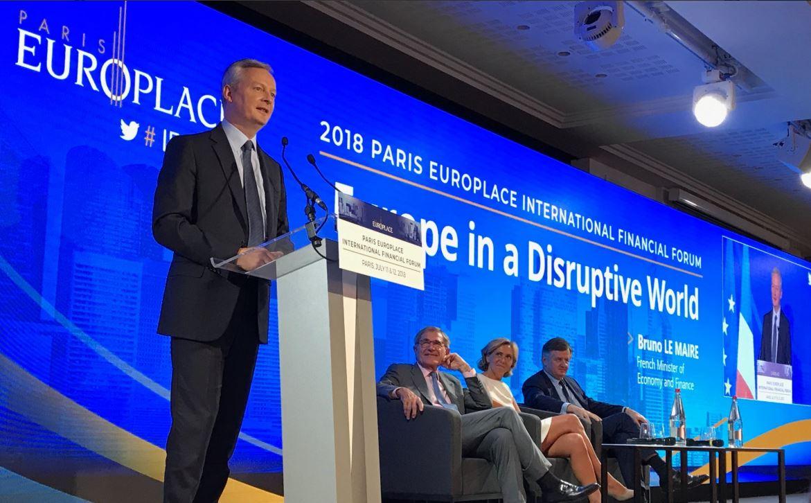 Augustin de Romanet devient le président de Paris Europlace