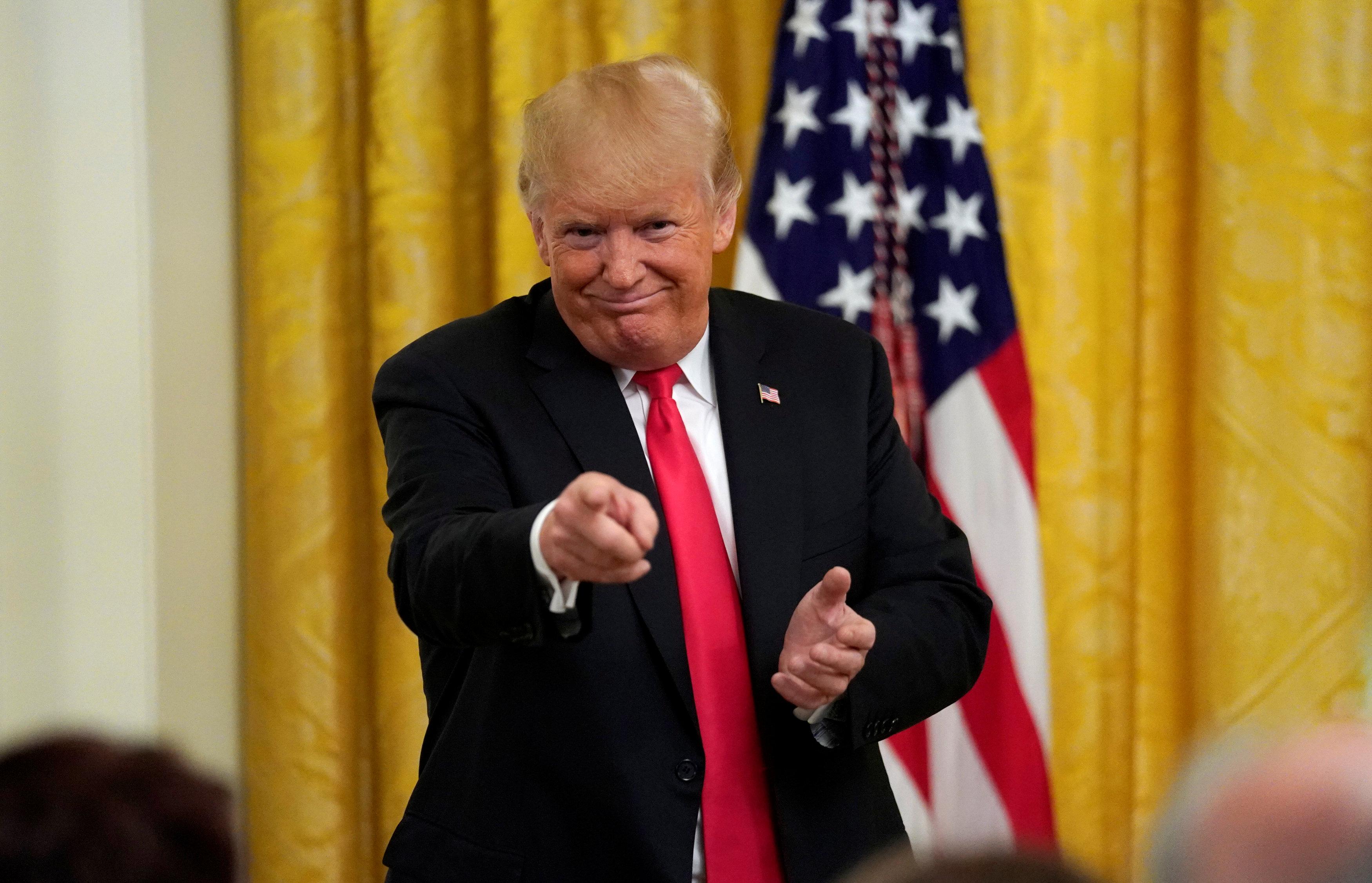 Politique internationale : Donald Trump dézingue à tout-va