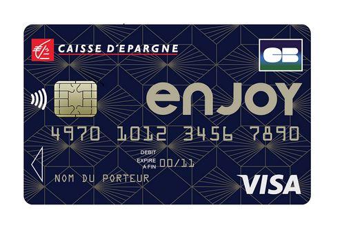 carte visa caisse d épargne La Caisse d'Epargne lance une offre digitale low cost à 2 euros Enjoy
