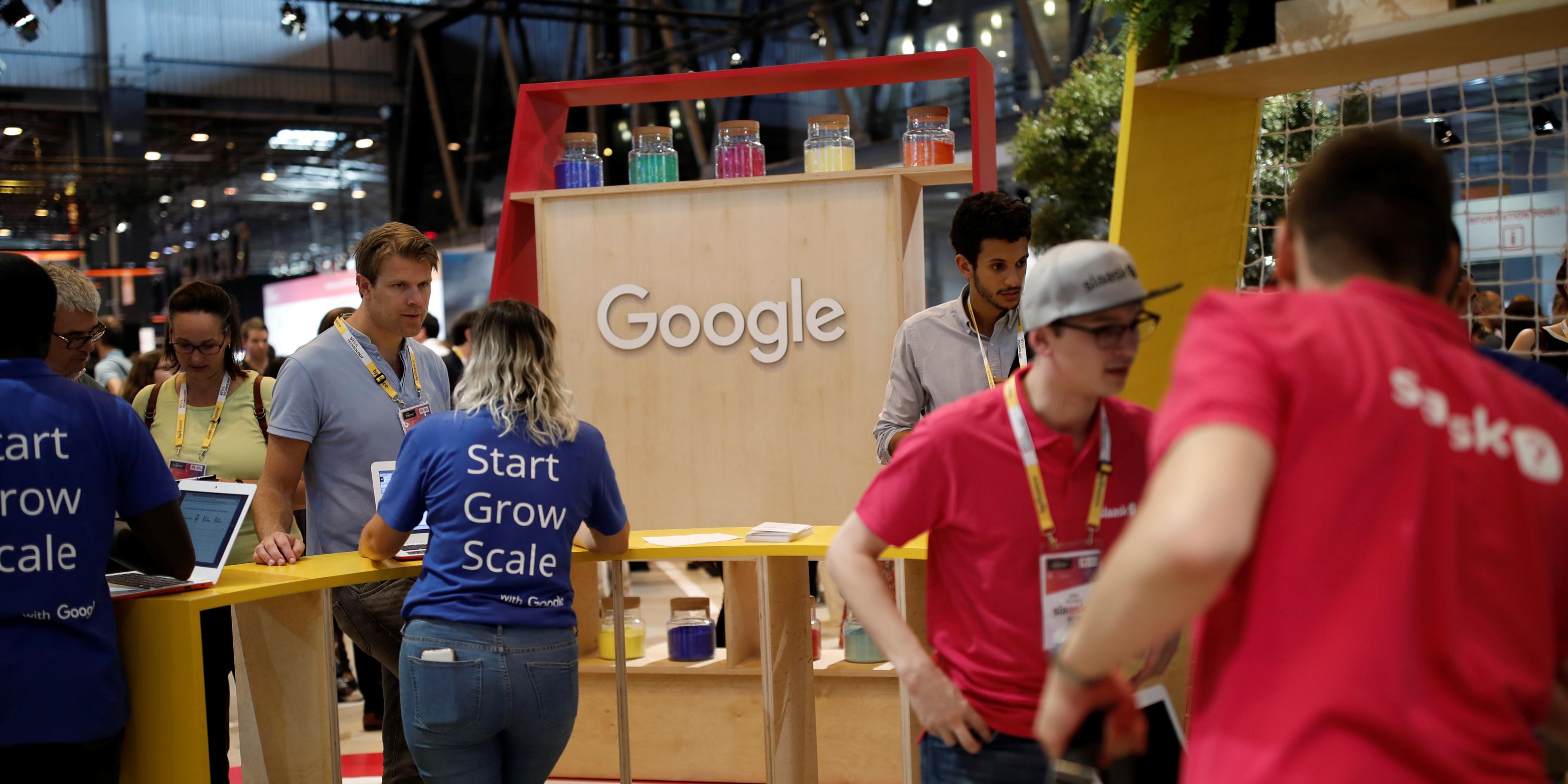 La France, terreau d'expérimentation pour Google