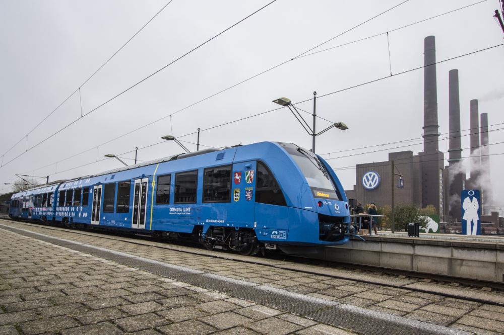 En finir avec les locomotives diesel : Alstom lance le premier train à hydrogène du monde