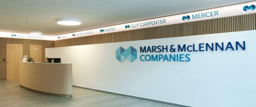 Assurance : le géant américain Marsh & McLennan s'offre JLT pour 4,8 milliards d'euros