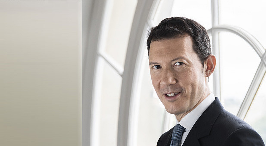 Ben Smith, le magicien d'Air France