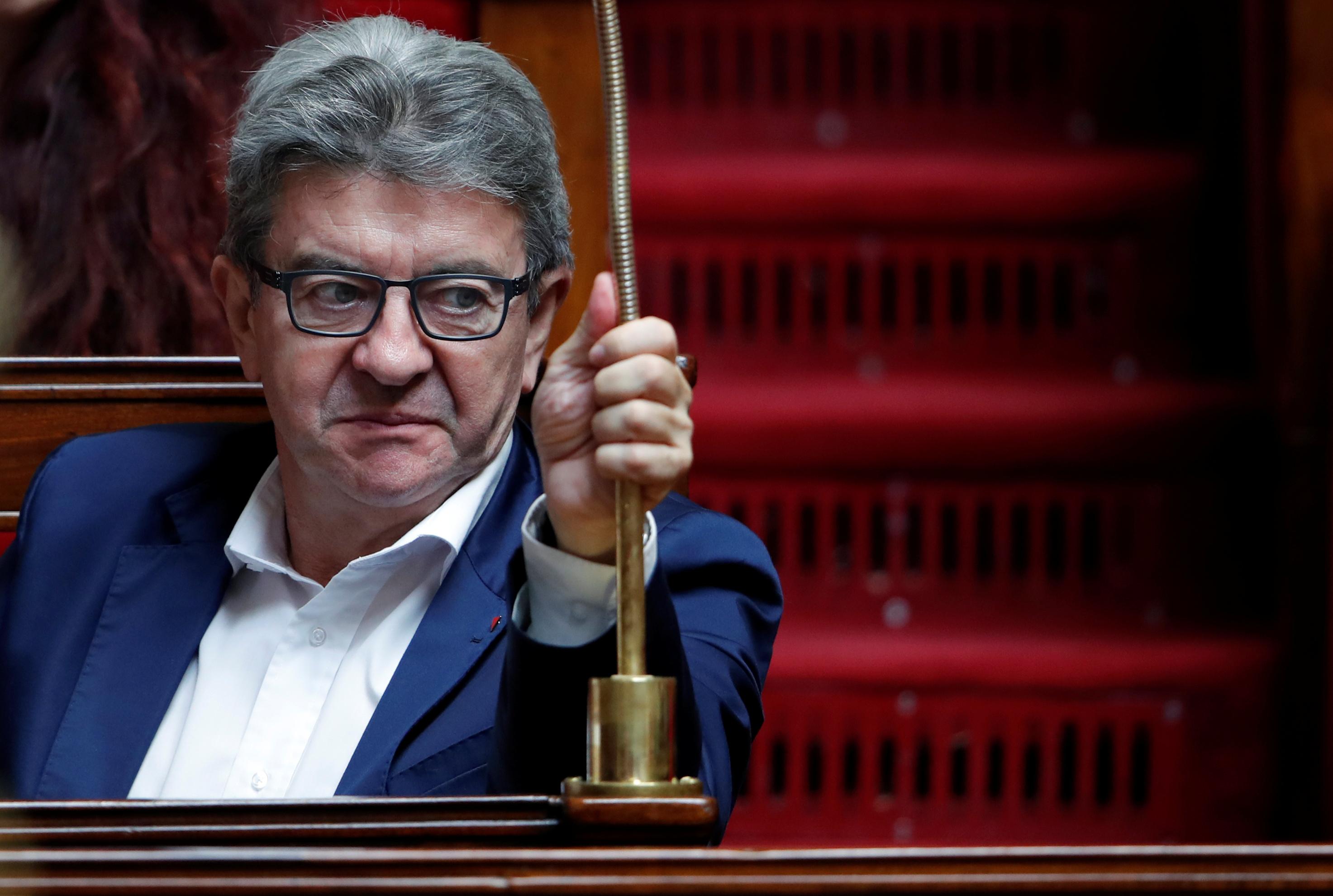 Mélenchon convoqué ce matin à l'Office de lutte contre la corruption