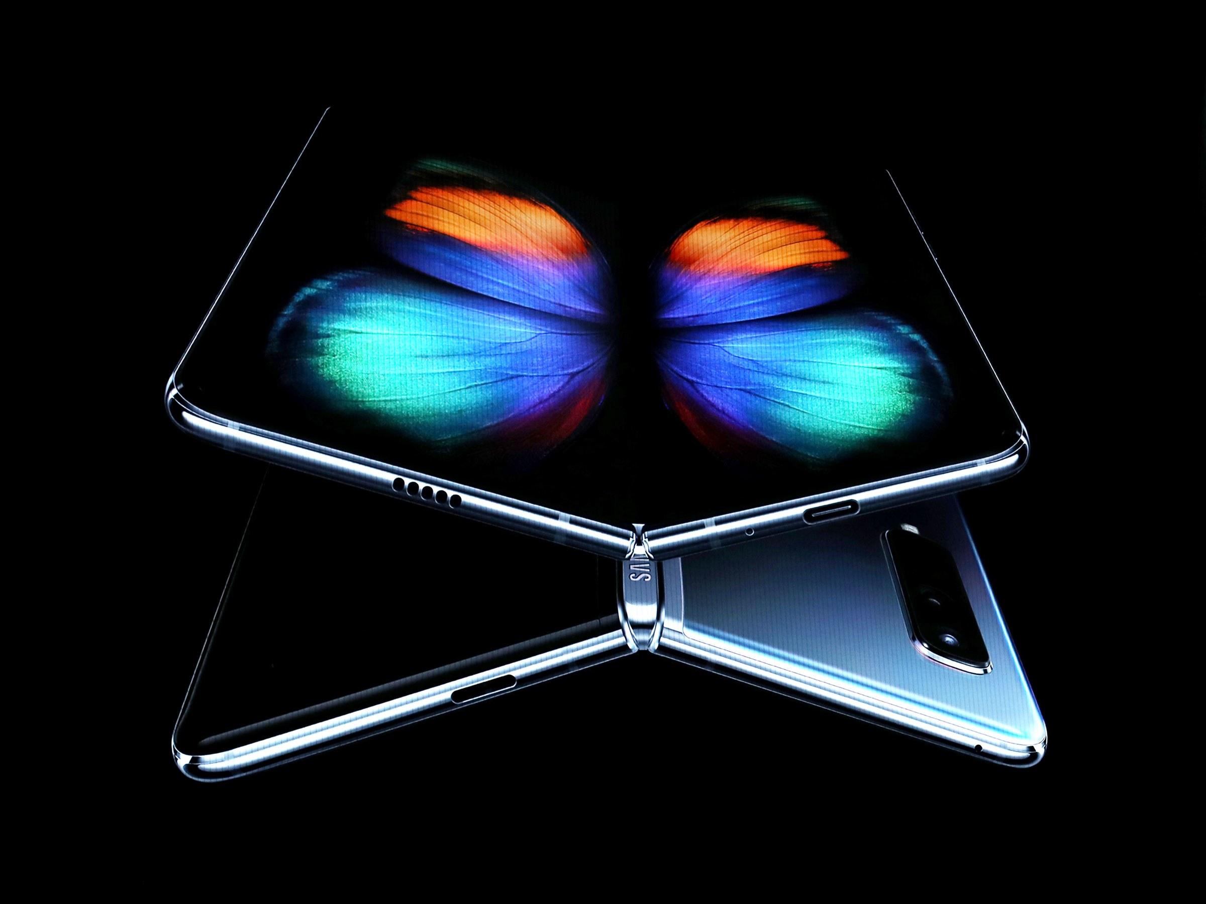 Avec le Galaxy Fold, Samsung relance la course à l'innovation dans le smartphone