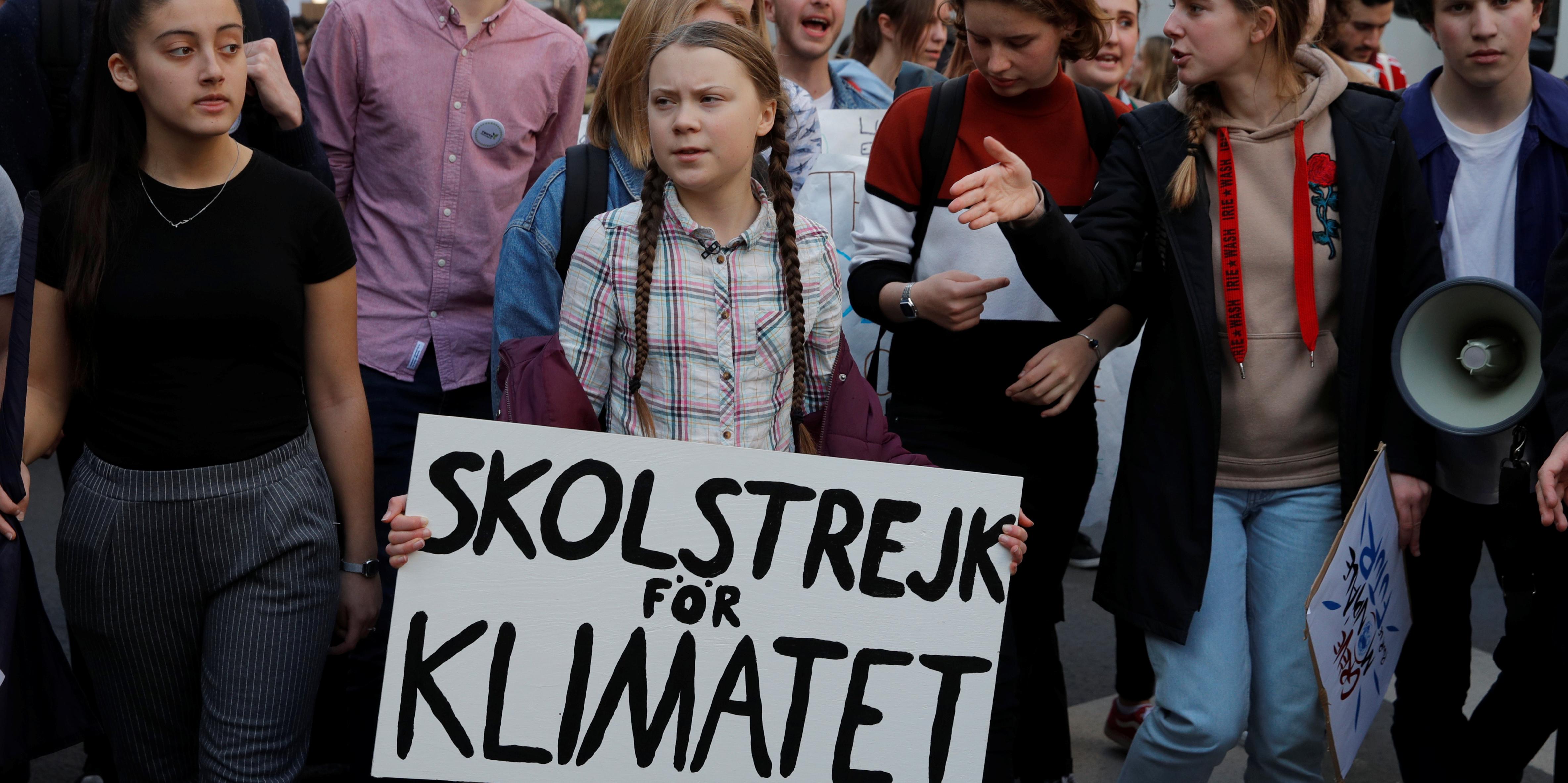 Greta Thunberg va-t-elle réveiller les jeunes Français ?