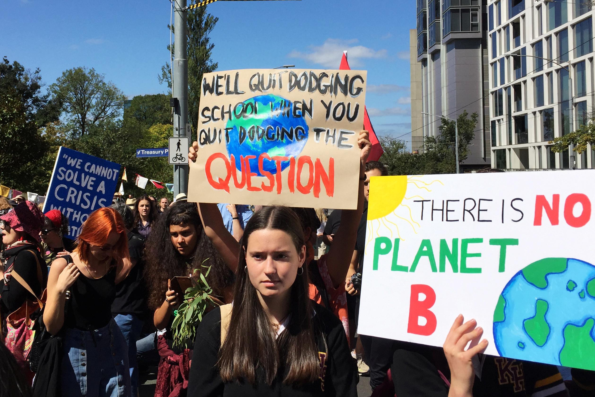 8e4a11fb184 Marche pour le climat   de Paris à Nairobi